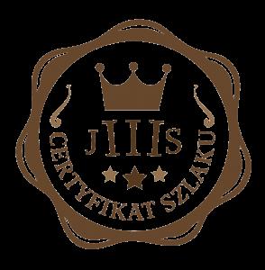 Certyfikat Szlaku JIIIS